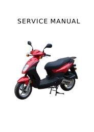 Sym Orbit service manual - Scootergrisen