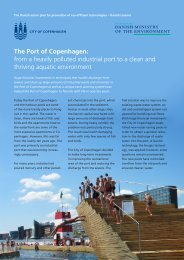 The Port of Copenhagen: from a heavily polluted ... - Ecoinnovation
