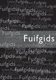Fuifgids - Gemeente Dessel