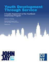 Youth Development Through Service - Research Consortium of ...