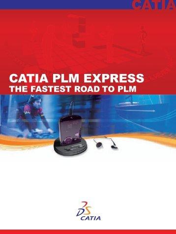 CATIA PLM EXPRESS