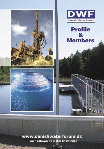 Profile & Members - Danish Water Forum