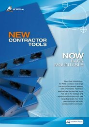 CONTRACTOR TOOLS - Polar Audio
