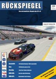 Zeitung mit Artikel zum Rennen - Virtual Racing eV