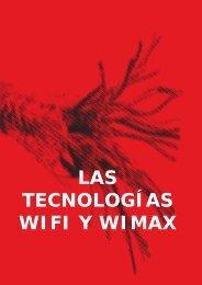 LAS TECNOLOGÍAS WIFI Y WIMAX