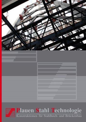 Firmenprospekt - Plauen Stahl Technologie GmbH