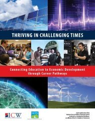 THRIVING IN CHALLENGING TIMES - NCPN