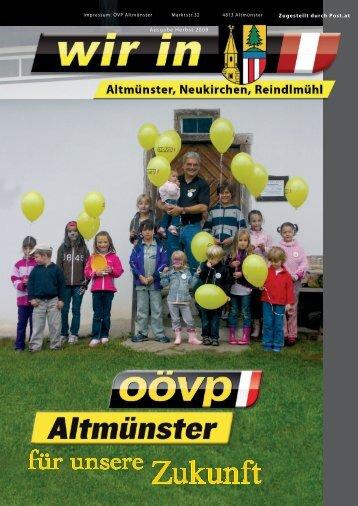 gehts zur ÖVP-Altmünster-Zeitung - Salzi.at