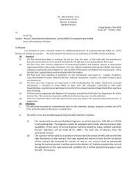 Annual Comprehensive Maintenance Contract(AMC) for computers ...