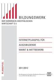 planspiel - Unternehmerverbände Rhein-Wupper
