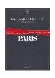 my best address book paris - Studio Marisol