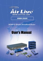 WMM-3000R - AirLive