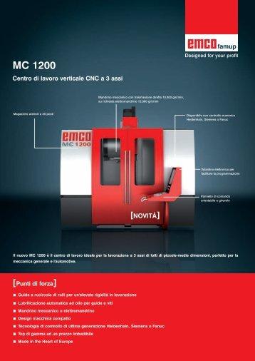 [novità] mc 1200 - Emco Maier GmbH