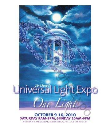 Universal Light Expo 2010