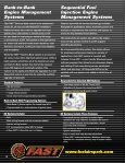 Electronic Fuel Injection Systems and Components - efisupply.com - Page 4