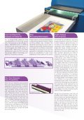 the New Generation of UV-Curing Inks - Coates Screen - Page 2