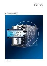 GWC005DC1- GWC024DC1 - GEA Happel Belgium