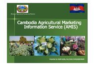 AMIS - Food Security and Nutrition