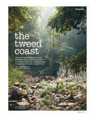 the tweed coast - Taste