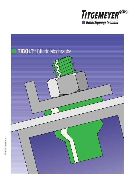 TIBOLT® Blindnietschraube - Tu-val