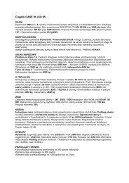 Ciągnik CASE IH JXU 95 - Tech-Kom