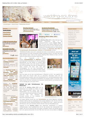 Read more - Wedding Affairs