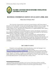 PCEI Technical Report Issue 10 (Business Confidence) - May 2010