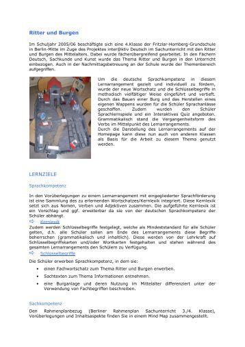 arbeitsblatt vorschule 187 lernwerkstatt ritter und burgen