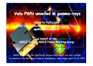 ICREA Workshop on the High Energy Emission from pulsars and their ...