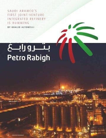 Petro Rabigh - Saudi Aramco