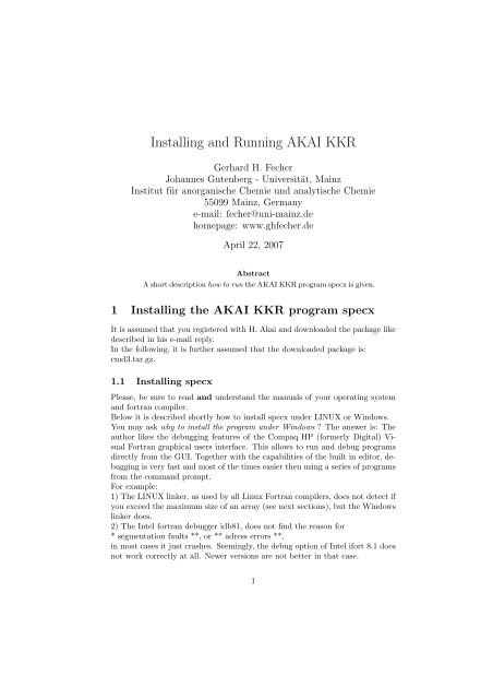 akai kkr manual