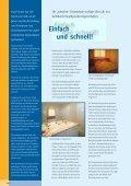 Prospekt zum Faay-Wandsystem als PDF-File - Seite 2