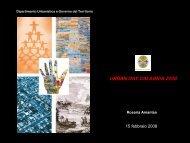 Arch. R. Amantea - Regione Calabria - Dipartimento Urbanistica e ...