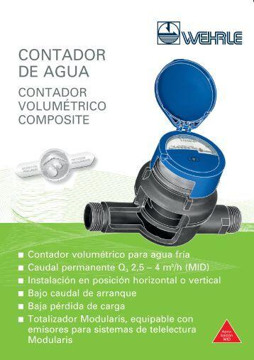 Modularis magazines - Contador de agua ...