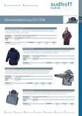 Arbeitsschutz: Alles für den Winter 2007/2008 - sudhoff technik GmbH - Page 3