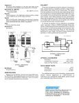 Manual for Shure 55SH Series II Mic - Page 2