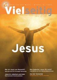 Wer ist Jesus von Nazareth? - Evangelische Kirchengemeinde ...