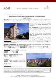Bildern als pdf bekommen Sie hier - Rose Haus + ...