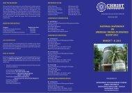 Final National Conference.cdr - Christ University