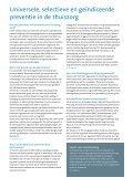 Preventie door de thuiszorg, analyse van ... - In voor zorg! - Page 3