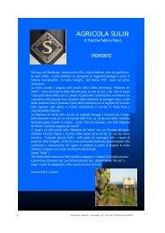 Catalogo completo - Agricola Sulin