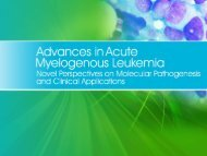 Promising Strategies for Younger Patients With AML - Educational ...