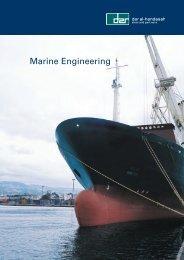 Marine Engineering - Dar Al-Handasah Consultants
