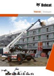 Produktbroschüre TR38160 [PDF 867 KB] - Bobcat Bensheim GmbH ...
