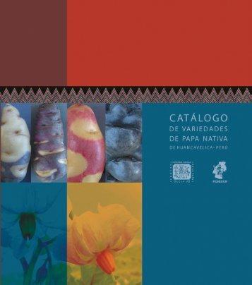 Catálogo de variedades