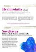 VAMK pähkinänkuoressa - Vaasan ammattikorkeakoulu - Page 7