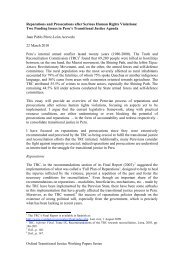 Pérez-León Acevedo final - Oxford Transitional Justice Research