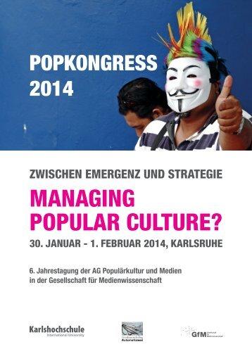 Download des Konferenz-Programms mit Abstracts - popkongress ...