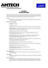 NC-559AS Technical Data Sheet