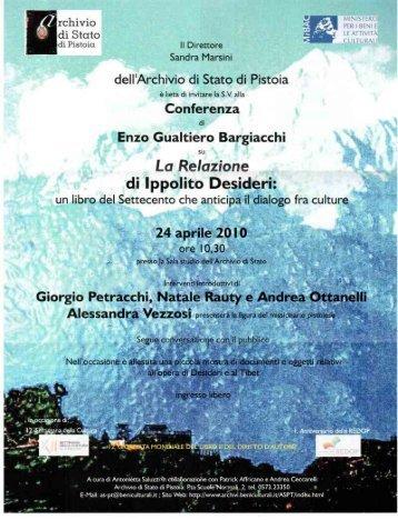 Untitled - Ippolito Desideri